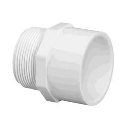 .75IN MPT X SKT MALE ADAPTER SCHEDULE 40 436-007