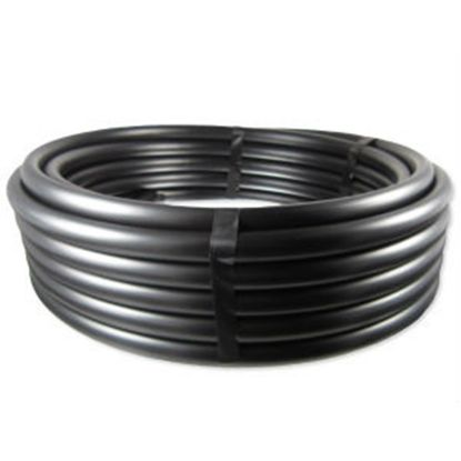 .75IN X 100' NONE NSF POLY PIPE BLACK 100 PSI V1075