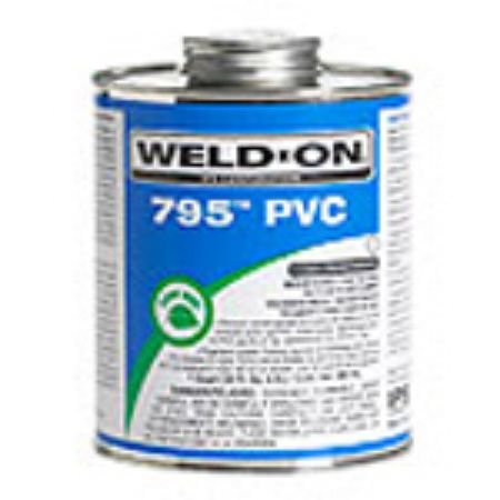 "Picture for category #795 Clear Cement (Flex PVC Up to 6"")"