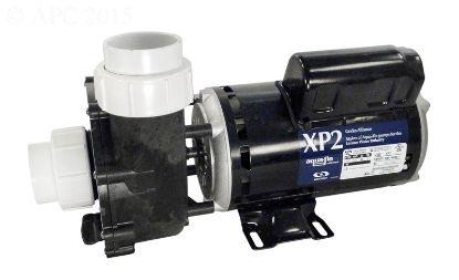 PUMP XP2 2 1/2 HP 230V 2 SPD FLOMASTER 48Y 10.0 2.6A 2IN  06125000-1040