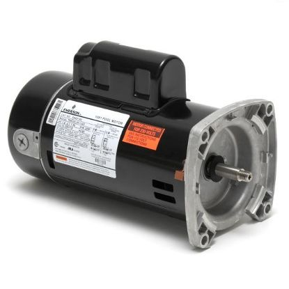 1 1/2HP SQUARE FLANGE MOTOR 115/230 VOLT FULL RATED ESQ1152