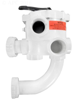 1 1/2IN FPT MP BW VALVE PLUMBED W/ UNIONS SIDE MOUNT DE 6  18202-0250