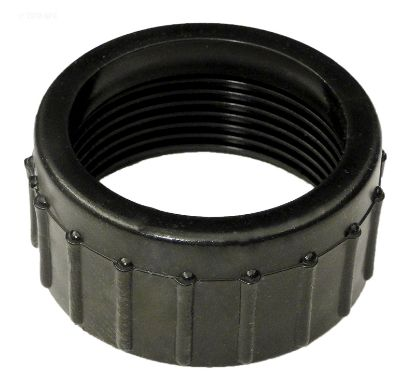 1-1/2IN UNION NUT - BLACK 415-4001B