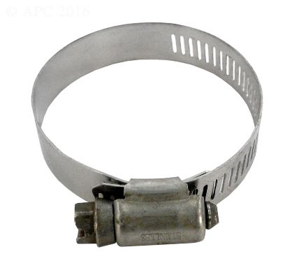 1.25IN TO 2.25IN HOSE CLAMP EACH STAINLESS 67281