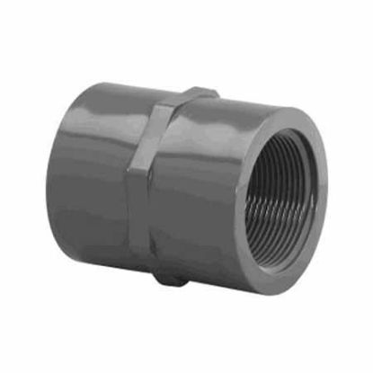 1.5IN FPT COUPLING SCHEDULE 80 GRAY 830-015