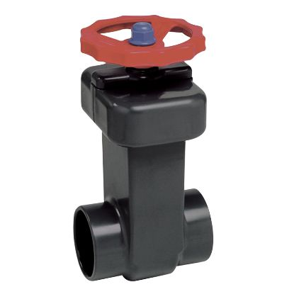 1.5IN SKT PVC GATE VALVE WITH BUNA O-RING SPEARS 2012-015