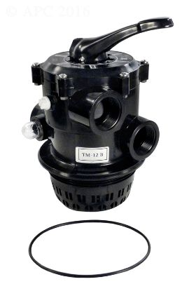 1.5IN TOP MT MULTIPORT VALVE FOR ST24T SAND FILTER TM-12-B