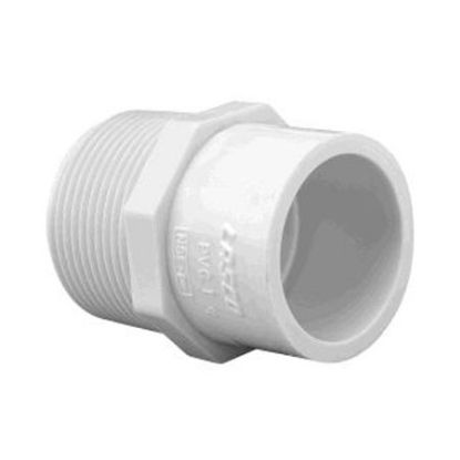 1.5IN X 2IN MPT X SKT MALE REDUCING ADAPTER SCHEDULE 40 436-213