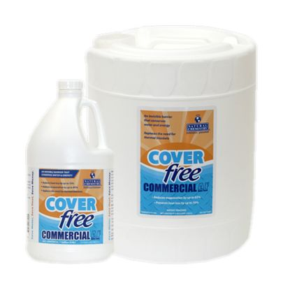 1 GAL PRO SERIES LIQUID COVER 4/CS SOLAR BLANKET NATURAL  20711