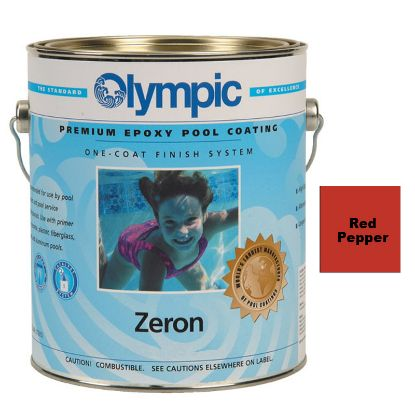 1 GAL ZERON 1 COAT EPOXY RED PEPPER 396