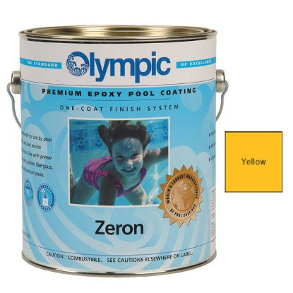 1 GAL ZERON 1 COAT EPOXY YELLOW 398