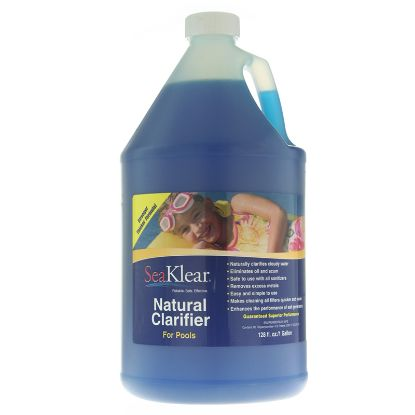 1 GAL POOL NATURAL CLARIFIER EACH SEAKLEAR SKPCGEACH