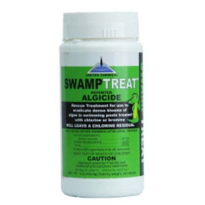 1 LB SWAMP TREATMENT ALGAECIDE 12/CS UNITED CHEMICAL SWAM-C12