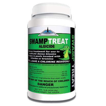 1 LB SWAMP TREATMENT ALGAECIDE EACH UNITED CHEMICAL SWAM-C12