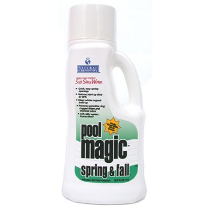 1 LTR POOL MAGIC SPRING & FALL 12/CS NATURAL CHEMISTRY 3722