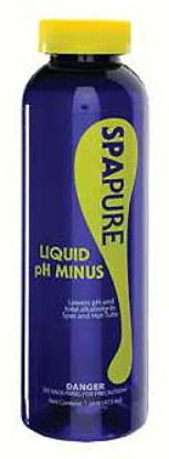 1 PT LIQUID PH MINUS 12/CS SPA PURE C002624-CS40P