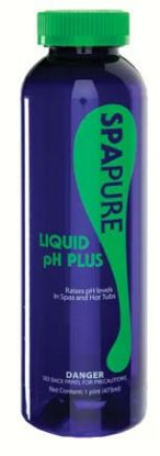 1 PT LIQUID PH PLUS 12/CS SPA PURE C002578-CS40P