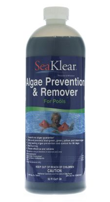 1 QT ALGAE PREVENTION & REMOVER ALGAECIDE EACH SEAKLEAR SKABQEACH
