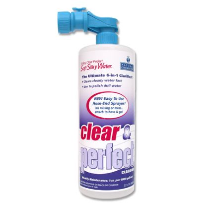 1 QT CLEAR & PERFECT CLARIFIER 12/CS NATURAL CHEMISTRY 3500