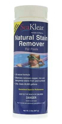 1 QT NATURAL STAIN REMOVER EACH SEAKLEAR SK1110014EACH