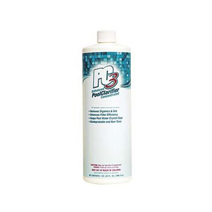 1 QT PC3 CONCENTRATED POOL CLARIFIER 12/CS 141