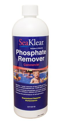 1 QT PHOSPHATE REMOVER COMMERCIAL 12/CS SEAKLEAR 1040105