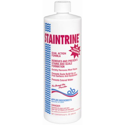 1 QT STAINTRINE STAIN REMOVER 12/CS APPLIED BIO 406704A