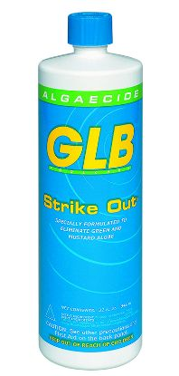 1 QT. STRIKE OUT 7.4% COPPER ALGAECIDE GLB GL71114EACH
