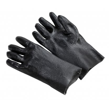 14IN PVC COATED RUBBER GLOVES PAIR PVC14R