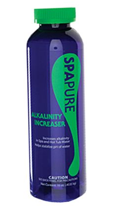16 OZ ALKALINITY INCREASER SPA PURE SPA2693CS20B6EACH