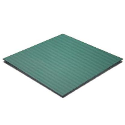18X36RE 4X8RT 1'OFF SOLID W/MESH PANEL GREEN IG SAFETY COVER 26W-X-GR