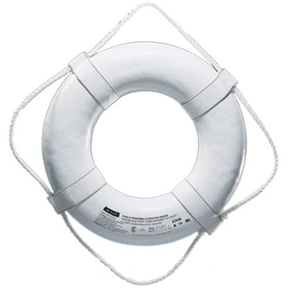 19IN LIFE RING COAST GUARD APPROVED G-19