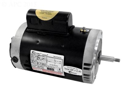 2 HP THRD. SHAFT MOTOR ST1202 B130