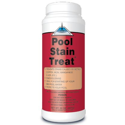 2 LB POOL STAIN TREAT SOLUTION EACH UNITED CHEMICAL PST-C12