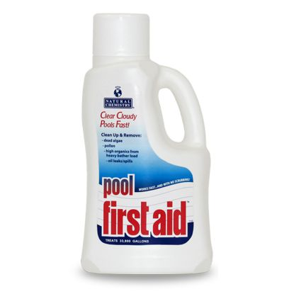 2 LTR POOL FIRST AID EACH NATURAL CHEMISTRY NC03122EACH