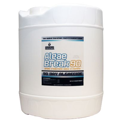 5 GAL PRO SERIES ALGAE BREAK 90 EACH NATURAL CHEMISTRY 20765