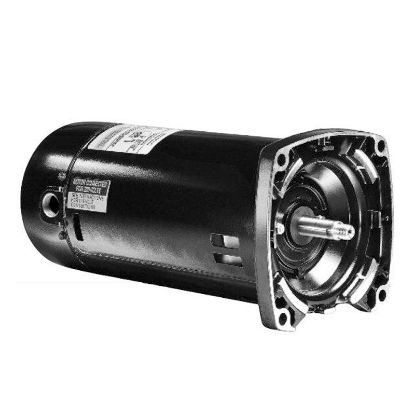 3/4HP SQUARE FLANGE MOTOR 115/230 VOLT FULL RATED ESQ1072