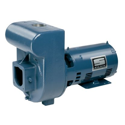 3 HP 230V D SERIES 2IN FPT PUMP COMM IG 2IN FPT DISCHARGE  DMH-171