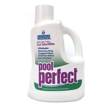 3 LTR POOL PERFECT ENZYME 4/CS NATURAL CHEMISTRY 3121