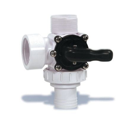 3-WAY VALVE - LEFT OUTLET 89656