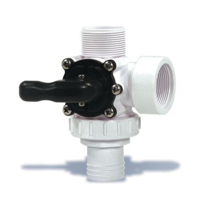 3-WAY VALVE - RIGHT OUTLET 89655