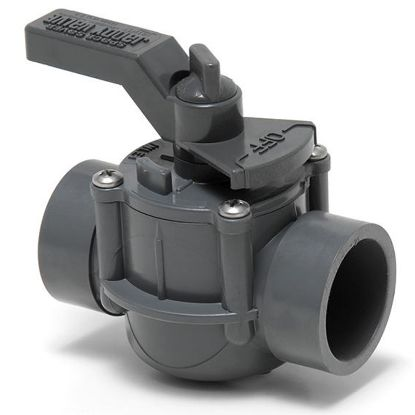 2 PORT 1.5IN/2IN VALVE SPACE SAVER JANDY POSITIVE SEAL 3407