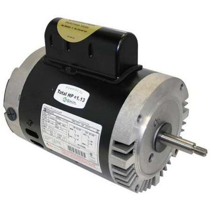 3HP THRD SHAFT MOTOR B131
