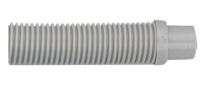 4' POOL CLEANER HOSE  GREY 60-250A-04G