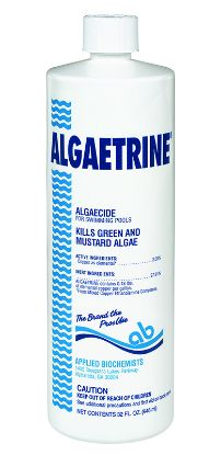 1 QT ALGAETRINE 2.09% COPPER ALGAECIDE EACH APPLIED BIO 406503A