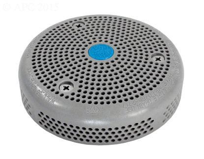 4IN RD SUCTION COVER GRAY OUTLET AQUA STAR 4HP103
