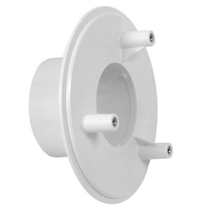 4IN ROUND SUCTION OUTLET W/2IN SLIP INSIDER  WHITE 420SI101