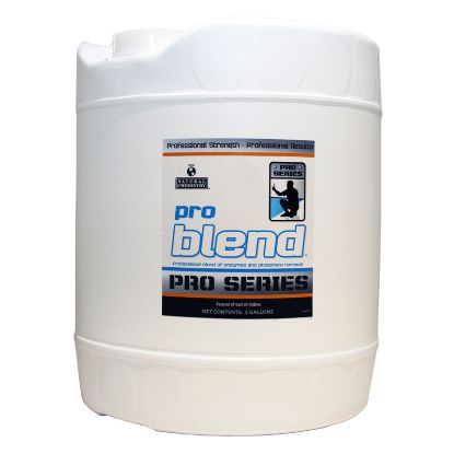 5 GAL PRO SERIES PRO BLEND EACH NATURAL CHEMISTRY 20523