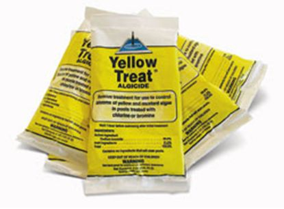 5 OZ BAG YELLOW TREAT ALGAECIDE 71/CS UNITED CHEMICAL YT-P71