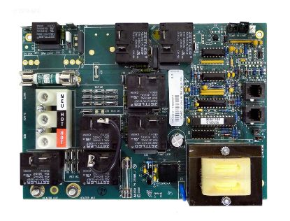 CIRCUIT BOARD JAC R574 R576 JACUZZI VALUE 52213